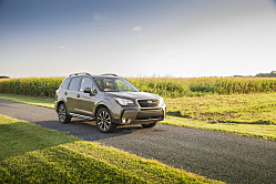 2017 Subaru Forester: A Top Crossover Choice