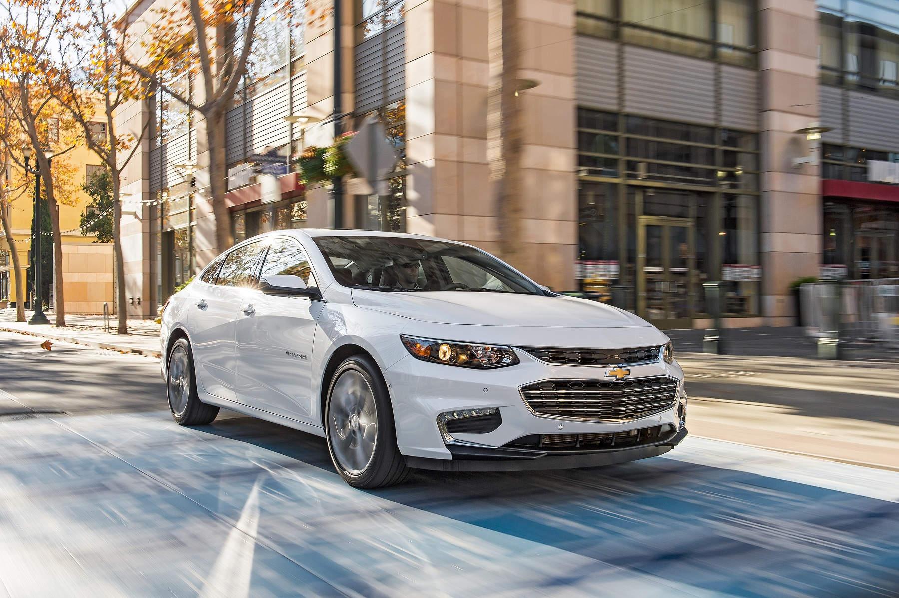 Following A Complete Redesign For The 2016 Model Year 2017 Chevrolet Malibu Now Stands As One