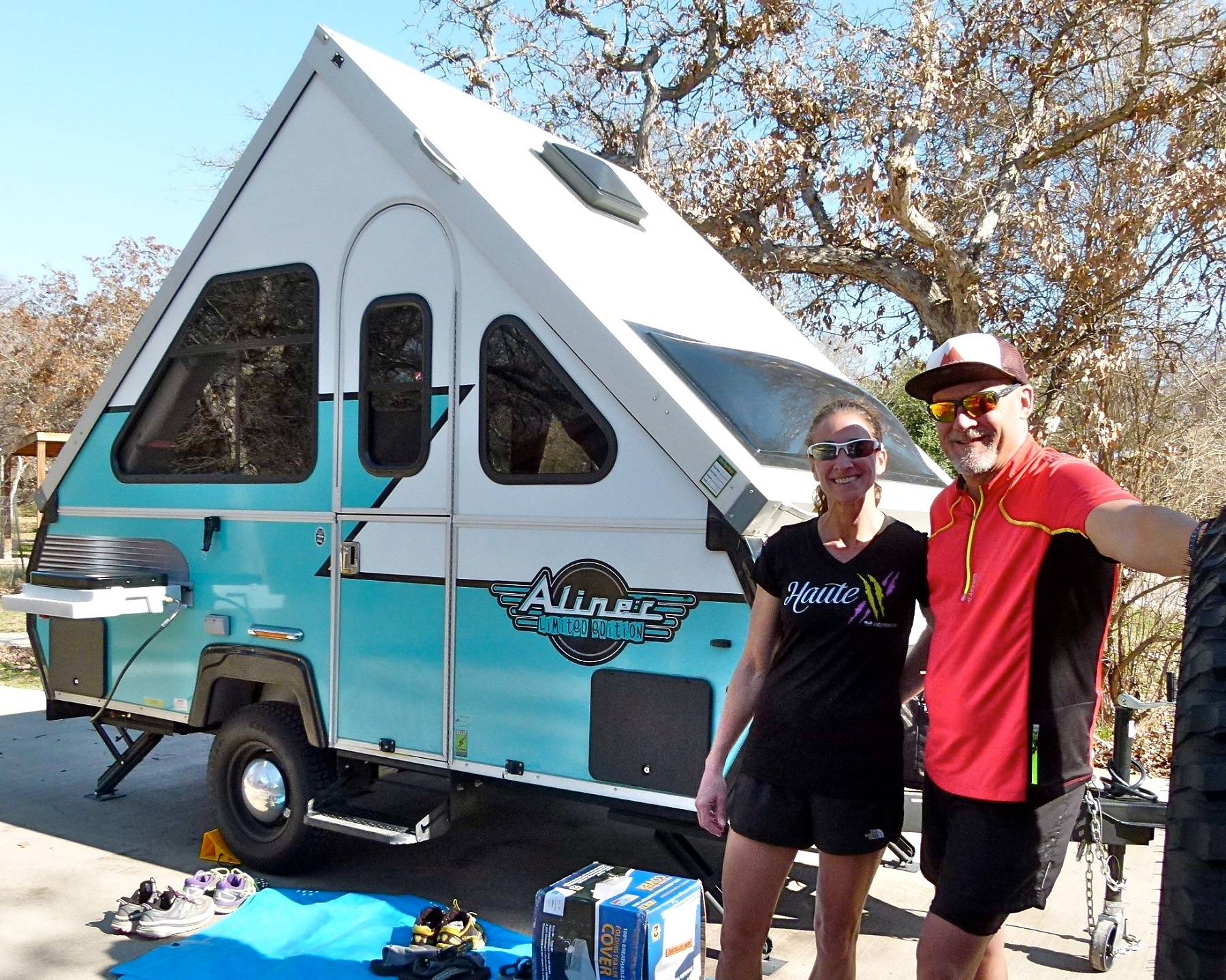 The Folding Trailer: Easy to Set Up and Tow - Rolling Homes ...