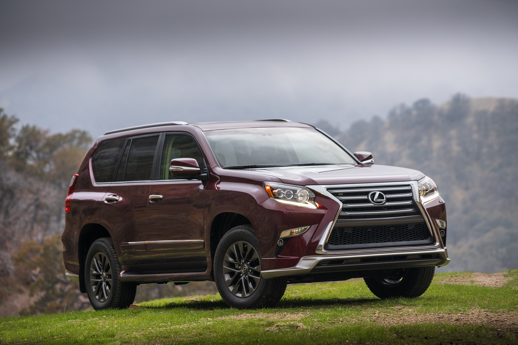 review lexus a weekend gx the with