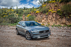 V90 Cross Country: All-New Wagon from Volvo