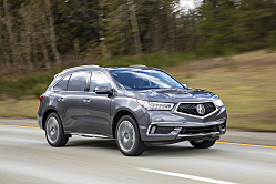 2017 Acura MDX Sport Hybrid: Channeling the NSX