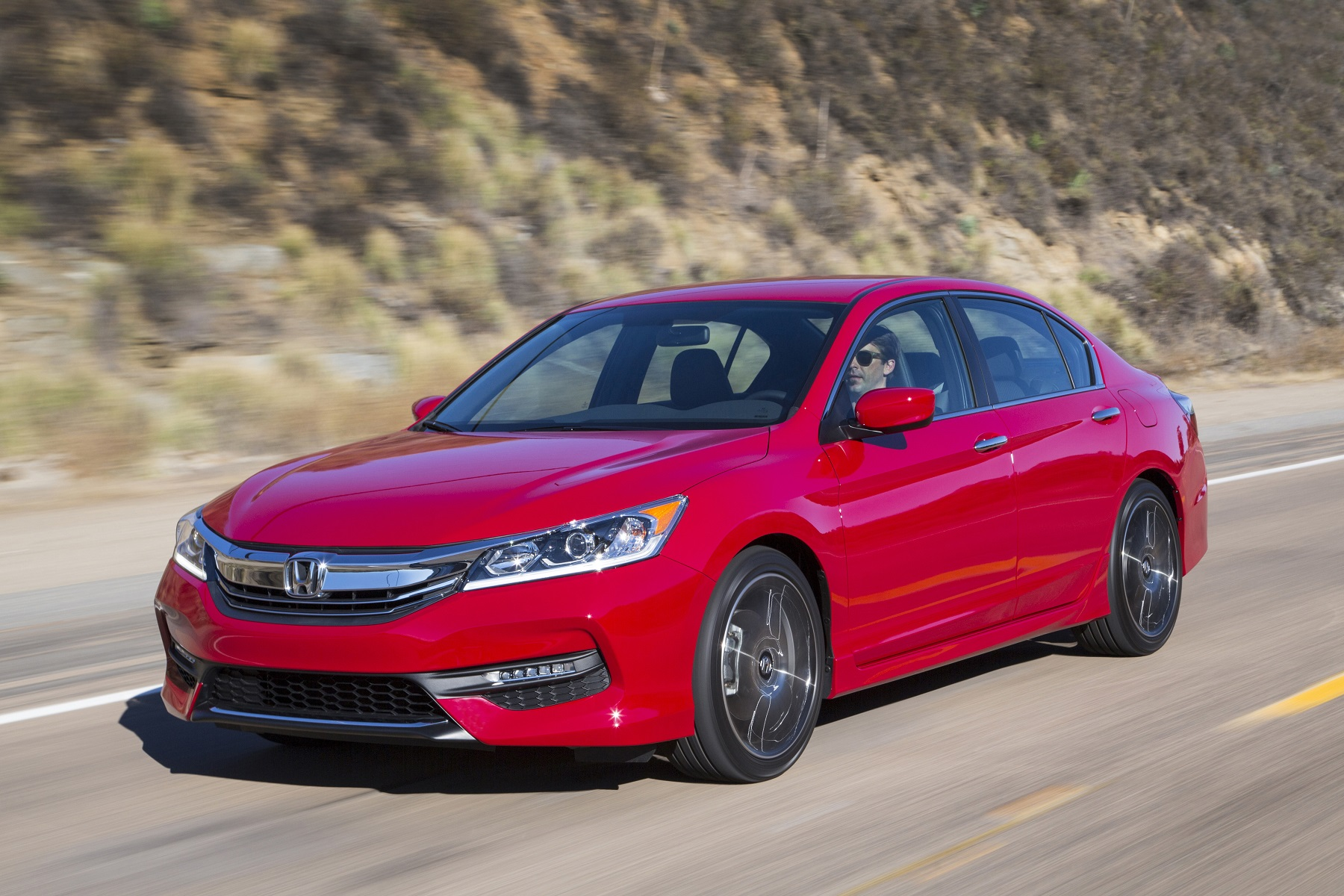 Manufacturer photo: Family cars to put on your test-drive list include the Chrysler Pacifica, Chevrolet Malibu, Honda Accord, Nissan Altima and Volkswagen Passat.
