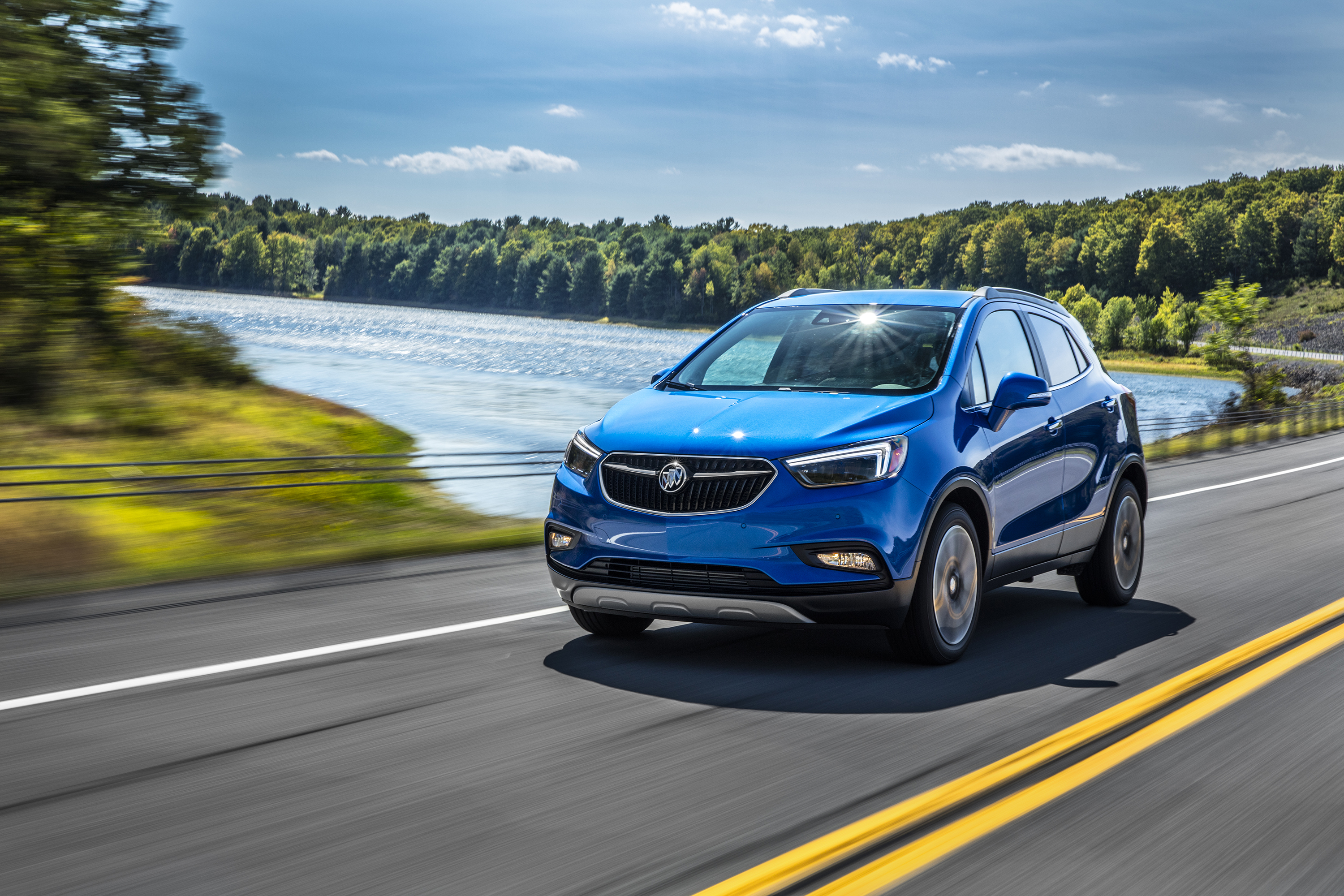 2017 Buick Encore Making the Right Moves New on Wheels GrooveCar