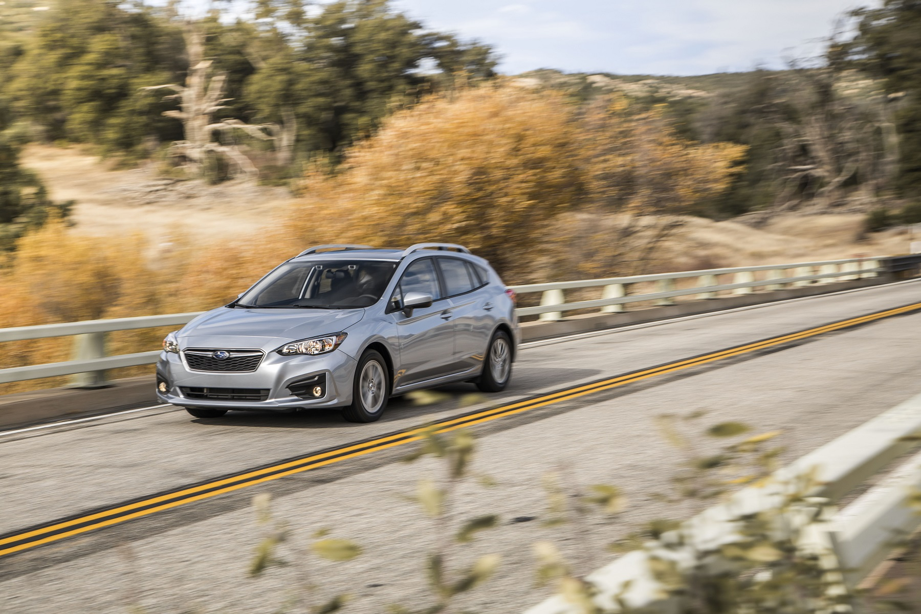 Manufacturer photo: The all-new 2017 Impreza debuts the Subaru Global Platform architecture that's designed to deliver significantly higher levels of driving pleasure, agility, crash protection and ride comfort