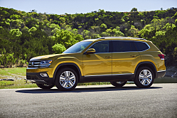 Volkswagen Atlas: The New VW 2018 SUV