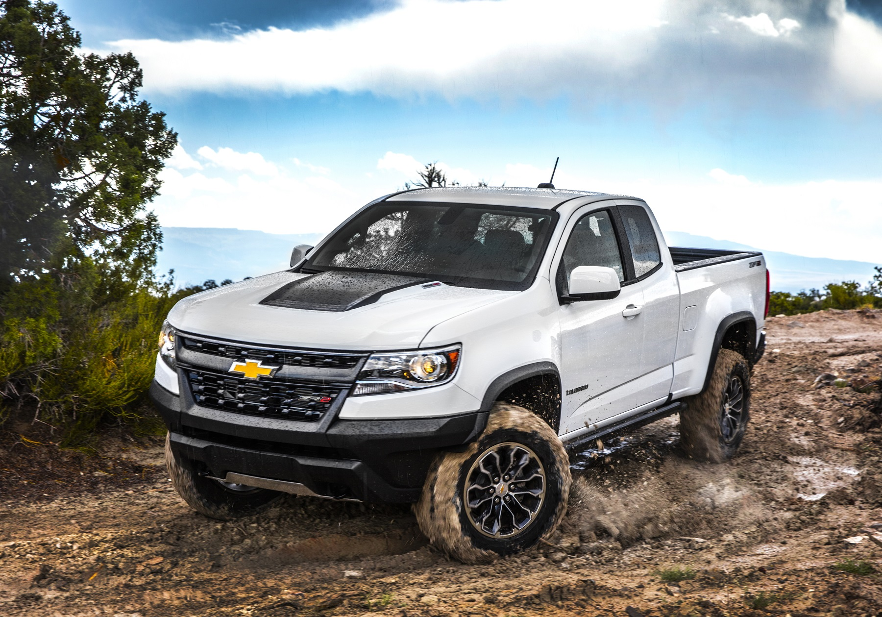 Chevy Colorado ZR2: High Performance Off-Roader - Truck ...