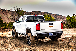Chevy Colorado ZR2: High Performance Off-Roader
