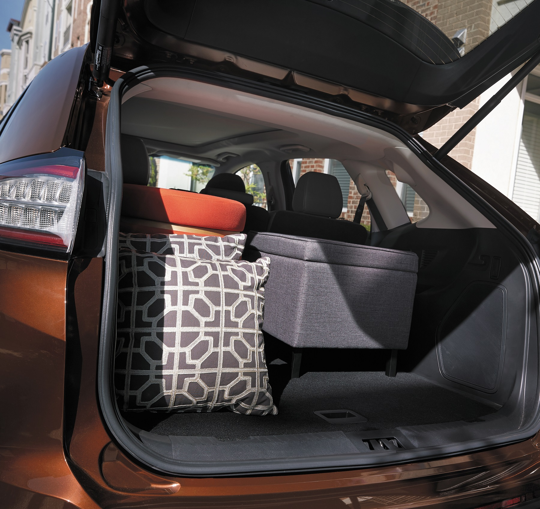 An  Utility Package Adds A Hands Free Liftgate Perimeter Alarm And Universal Garage Door Opener After Adding The  Panoramic Sunroof And