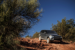 Range Rover Sport: True Grit on and off Road