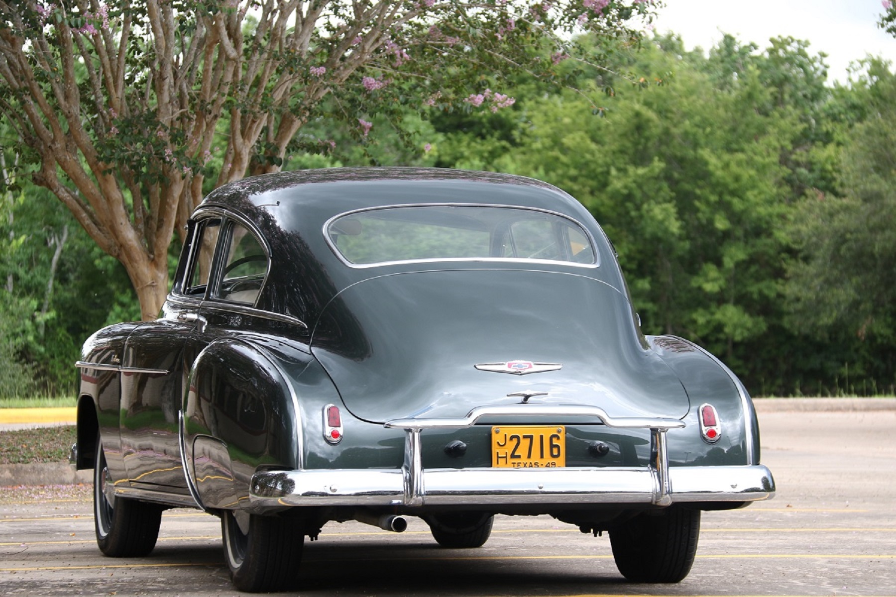 1949 Chevrolet: The Fastback Fleetline DeLuxe - Classic