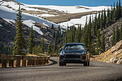Macan: Porsche's Entry Level SUV Ideally Done