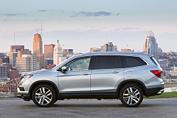 2017 Honda Pilot: Family Focused SUV
