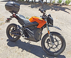 Zero Electric Motorcycle: Fun, Efficient Commuting