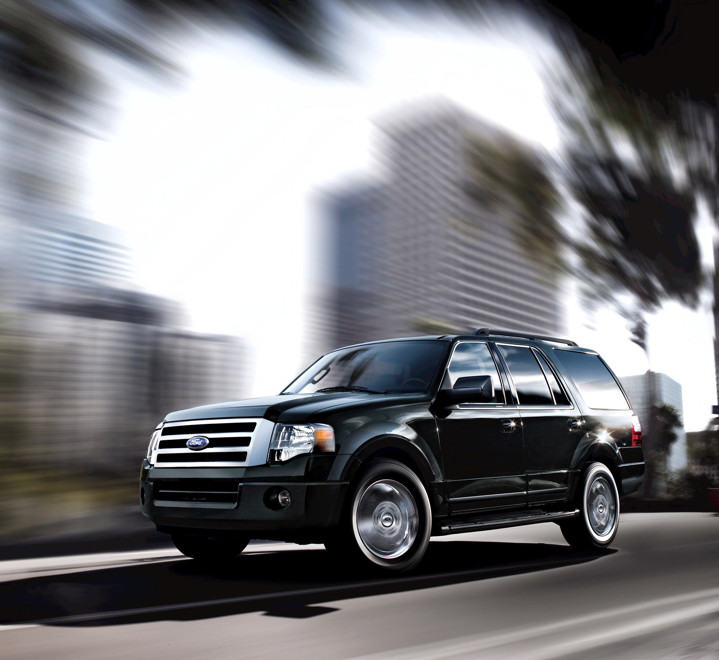 Manufacturer photo: 2010 Ford Expedition