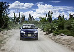 2018 Audi Q5: Performer on Highway, Off-Road, Sand Washes