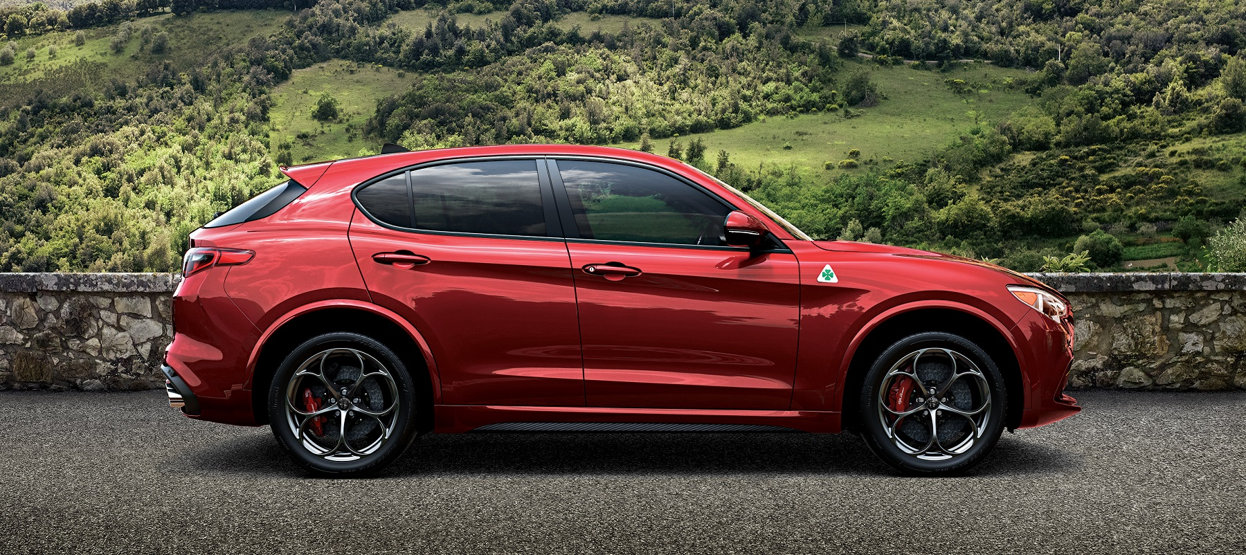 2018 Alfa Romeo Stelvio Italian Performance Suv New On Wheels Is Betting The Will Not Simply Boost Its Sales Numbers But Also Compete Well In Hot And Increasingly Crowded Midsize