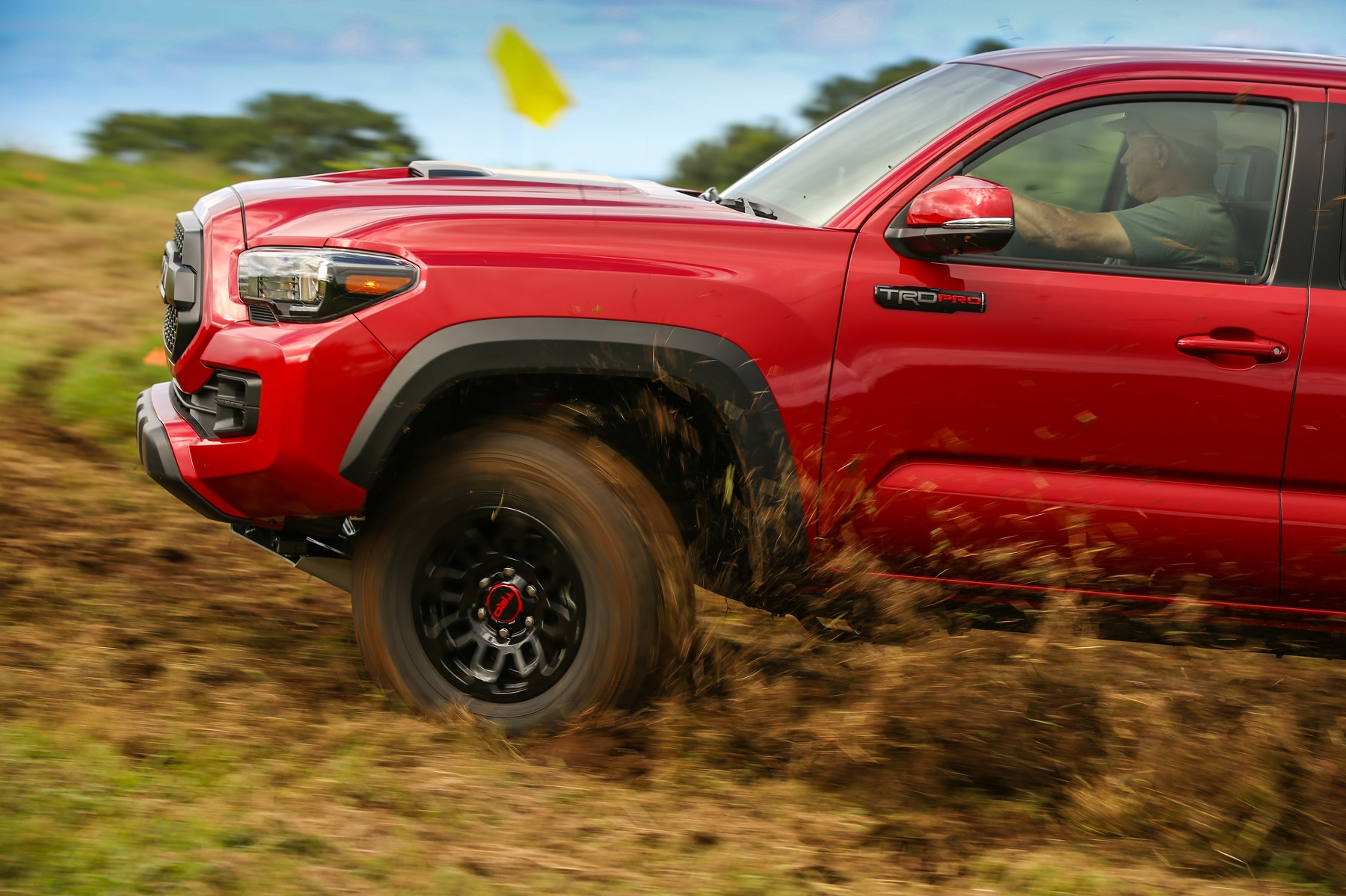 Toyota Tacoma Trd Off Road Rugged For Adventure Truckers Truck Talk Groovecar