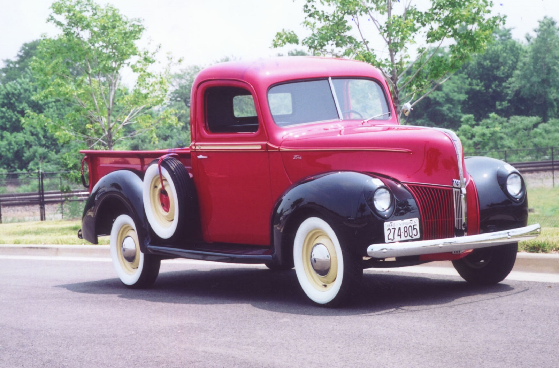 1940 Ford Pickup Truck: Received the Dearborn Award - Classic ...