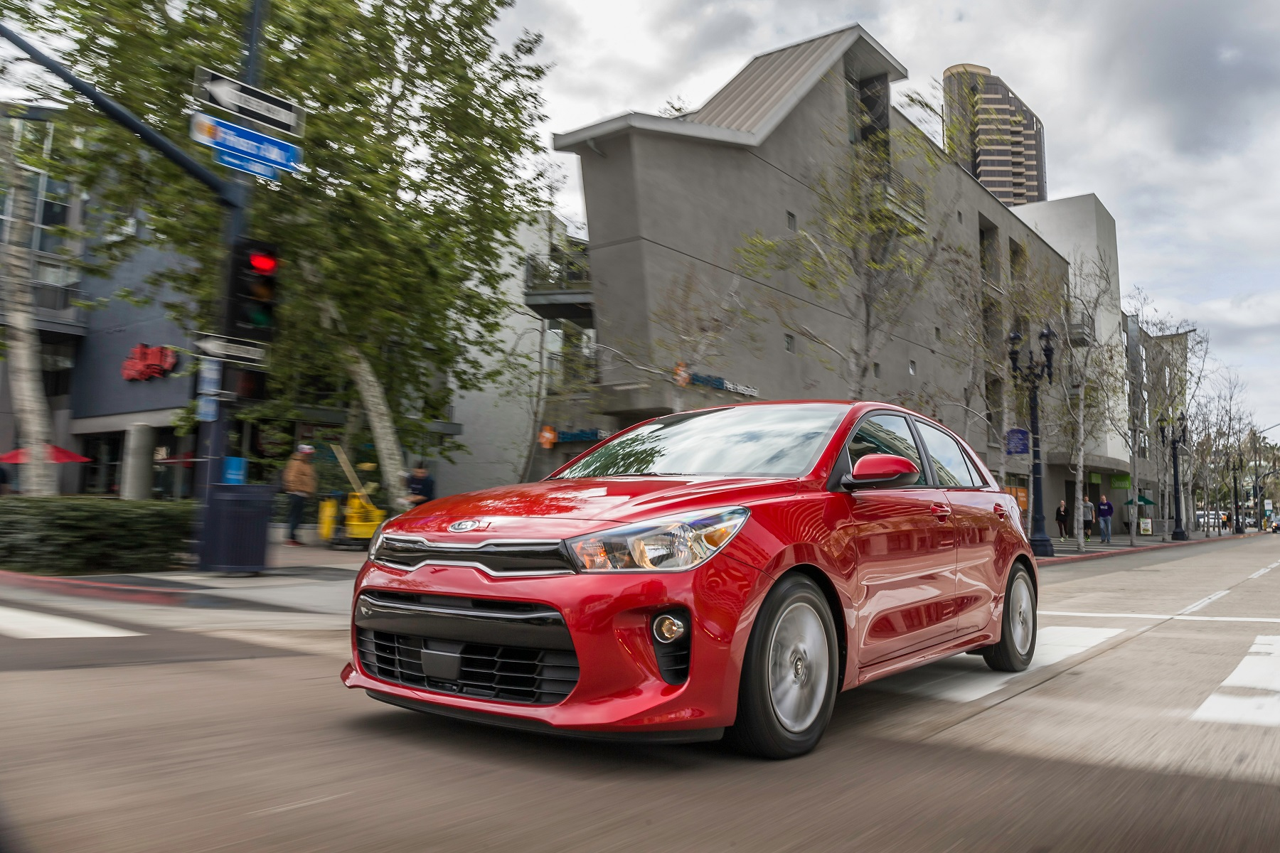 Kia Rio All New For 2018 New On Wheels Groovecar