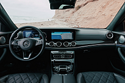 Mercedes-Benz E-Class: Glamorous Coupe for 2018
