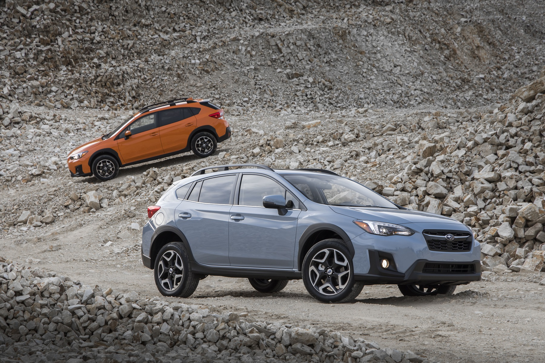 Manufacturer photo: The all-new 2018 Crosstrek offers enhanced performance, safety, capability and comfort