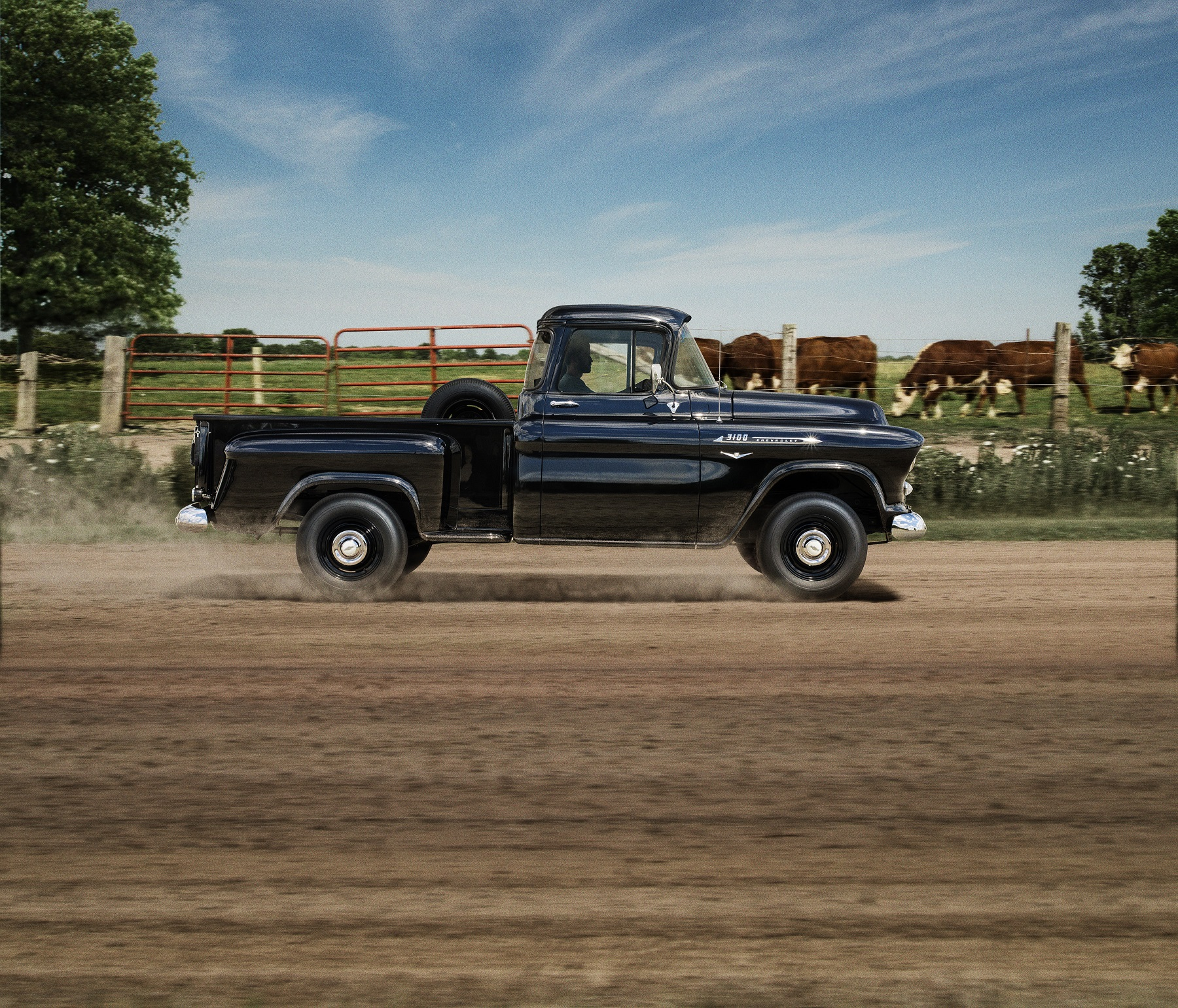 chevrolet  celebrating 100 years of trucks - truck talk -