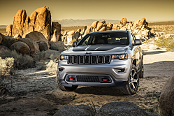 Jeep Grand Cherokee: Luxury and Performance in Trackhawk