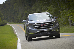 2018 GMC Terrain: Choose Your Own Terrain