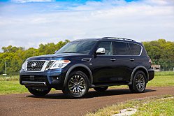 2018 Nissan Armada: Off-Road Ready, Big V-8 Power
