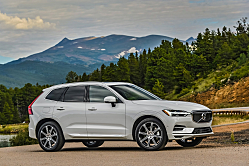 2018 Volvo XC60: Compact Luxury, World Safety