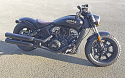 Indian Scout: Retro Cycling for Short Cruising