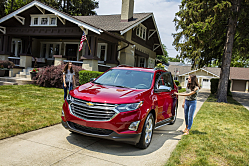 2018 Chevy Equinox: Big Player in Utility Segment