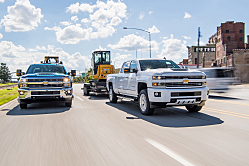 Silverado Heavy Duty: King of the Chevy Stable