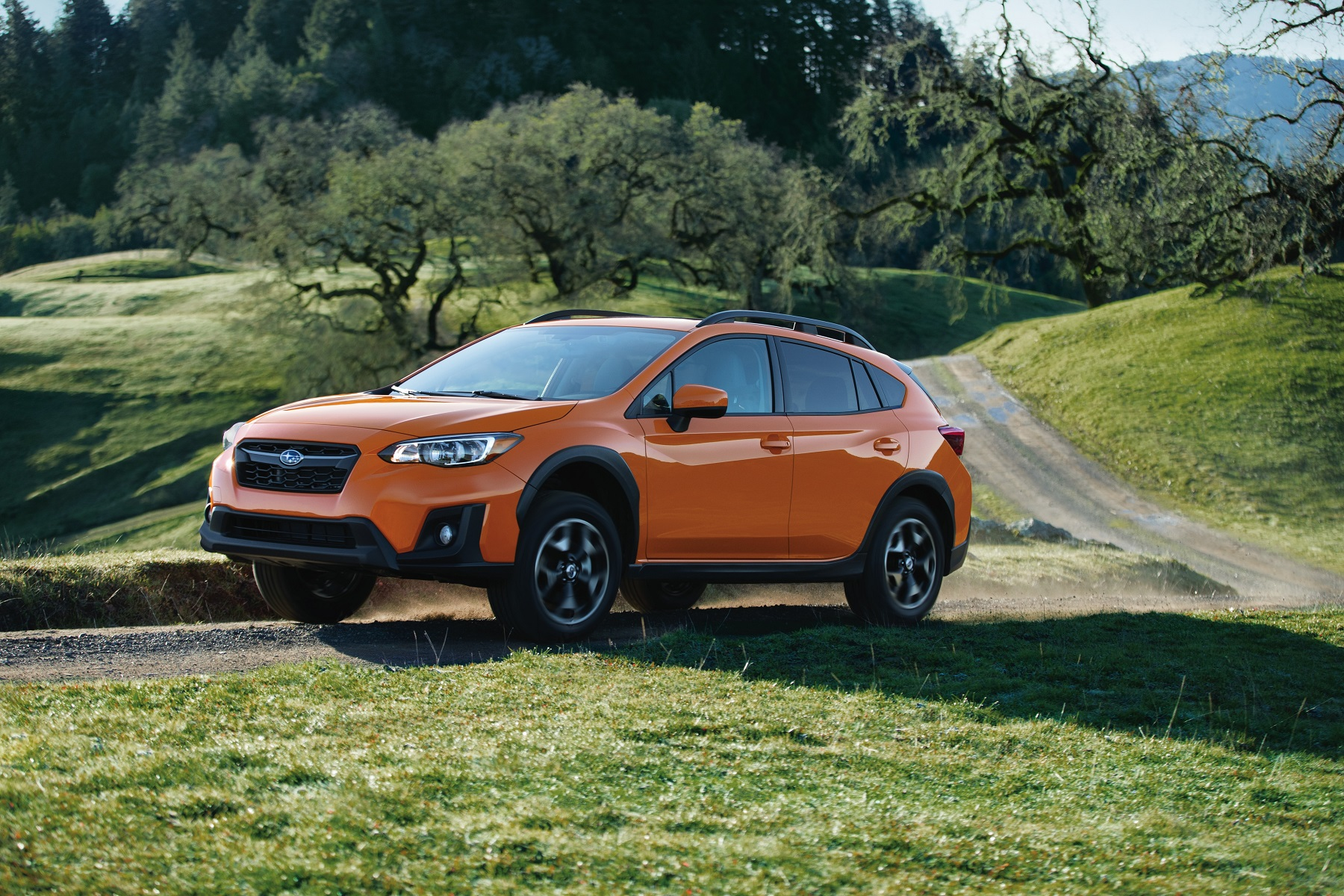 Pursuing f Road Wonders in 2018 Subaru Crosstrek Get f the