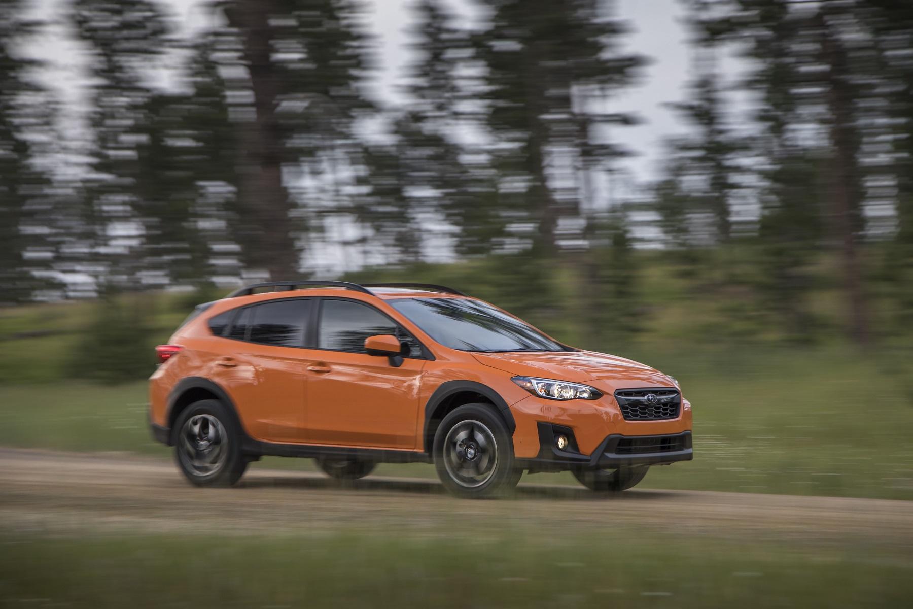 Subaru Crosstrek Off Road >> Pursuing Off Road Wonders In 2018 Subaru Crosstrek Get Off The