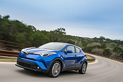 Toyota's Compact Crossover: All-New 2018 C-HR