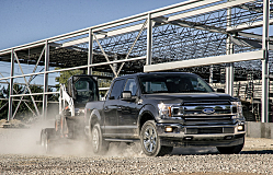 2018 Ford F-150: Fresh Face Pickups with Powertrain Changes