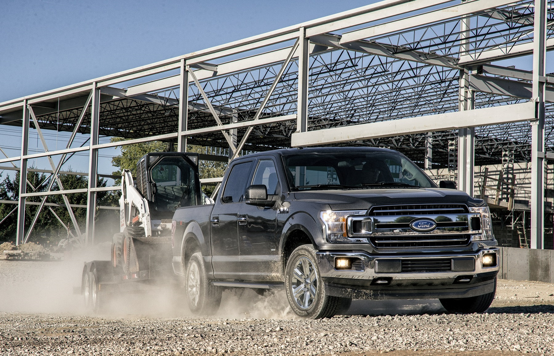 2018 Ford F 150 Fresh Face Pickups With Powertrain Changes
