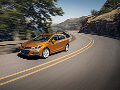 Chevrolet Cruze: Wide Lineup of Sedan, Hatchback Offerings