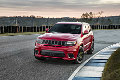 Jeep Grand Cherokee Trackhawk: Whopping 707-Horsepower Chops