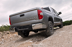 Toyota Tundra CrewMax: Solid on the Off-Road Trails