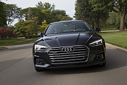 Audi A5 Coupe: Slick, Swift and Svelte for Refined Tastes