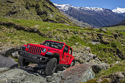Icon of the Jeep Brand: All-New 2018 Wrangler