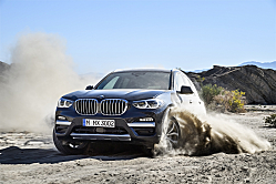 BMW X3: All-New for 2018