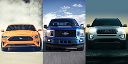 Ford Bailing Big on Cars... Hauling More Trucks
