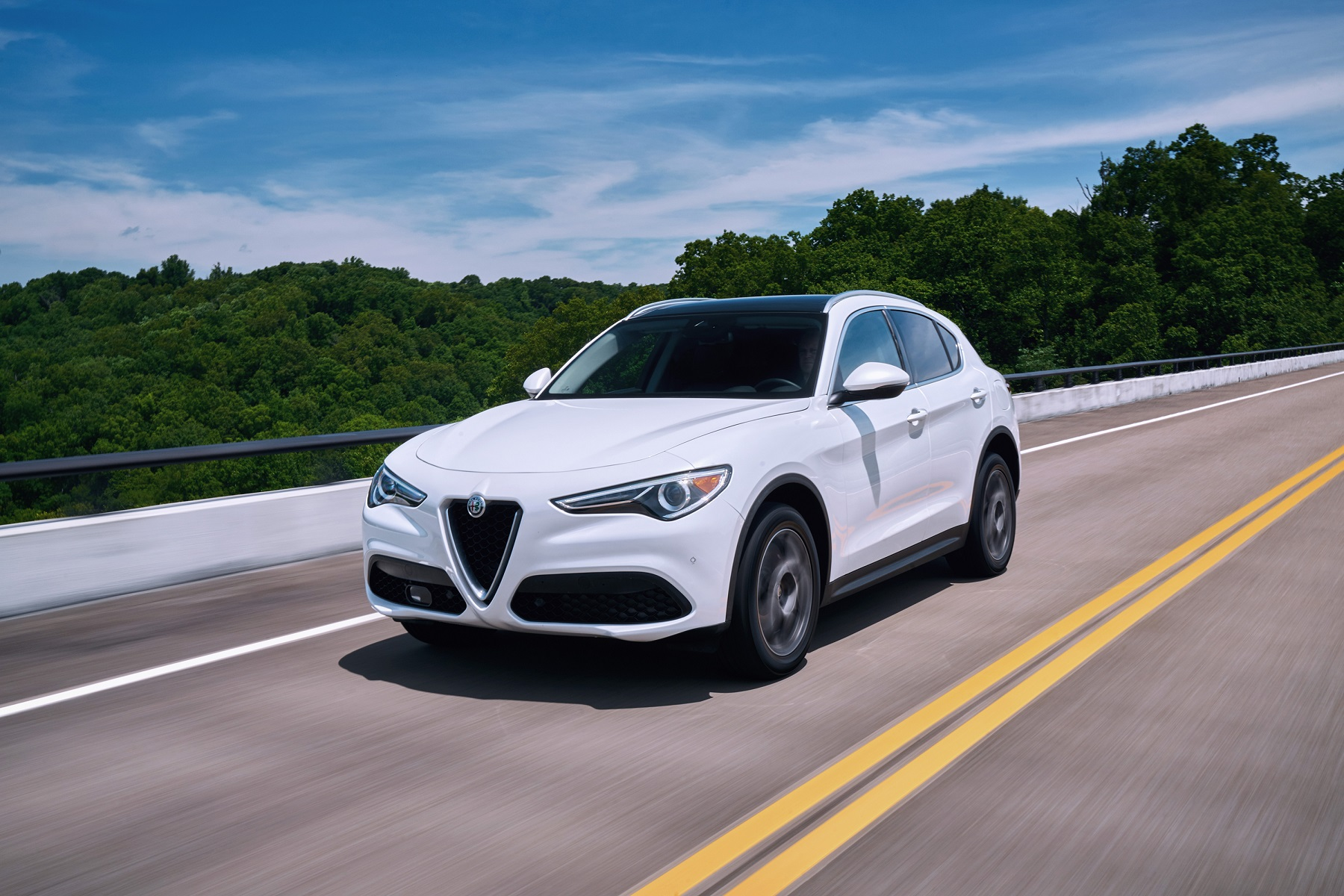 2018 Alfa Romeo Stelvio Ready For The Hairpin Turns Get Off The