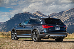 Audi A4 allroad: Luxury Ready for Some Off-Roading
