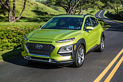 2018 Kona: All-New Compact Crossover from Hyundai
