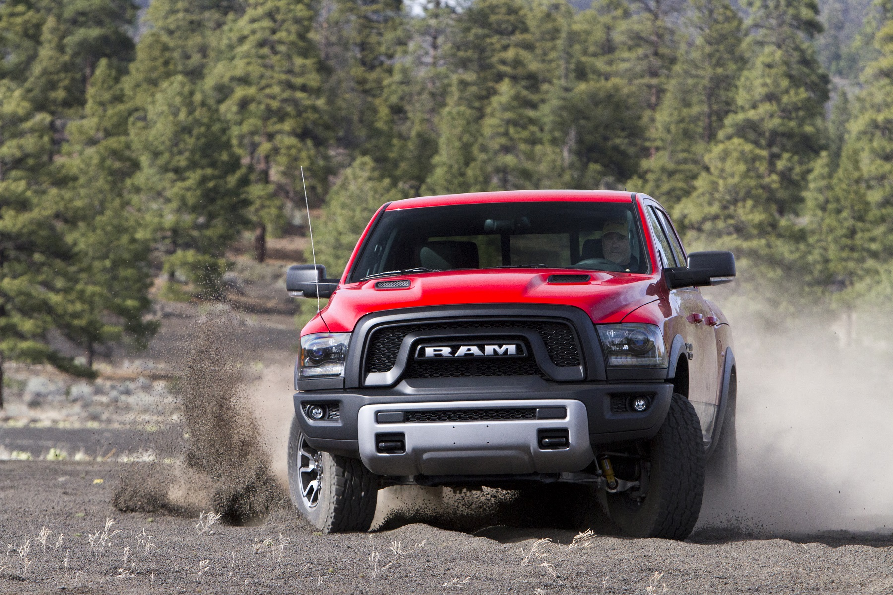 Manufacturer photo: The all-new 2019 Ram 1500 is available in a wide range of offerings, from the well-equipped Tradesman Quad Cab 4x2